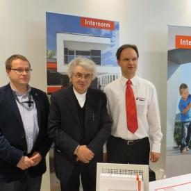 Nemzetközi Építésztalálkozó Mario Bottával