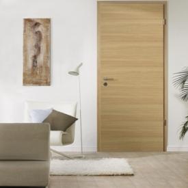 Beltéri ajtók matt lakkozással