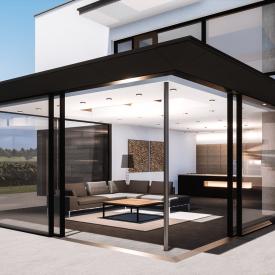 Kubista télikert lapos tetős megjelenéssel, bemutatkozik az SDL Avalis